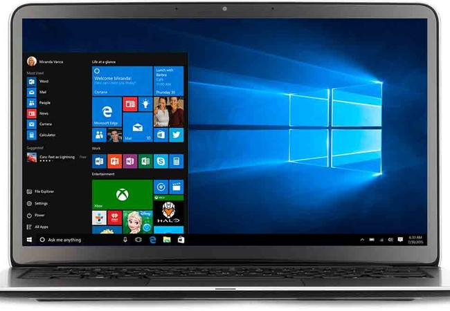 Windows 10 Creators với tính năng Windows Defender Offline