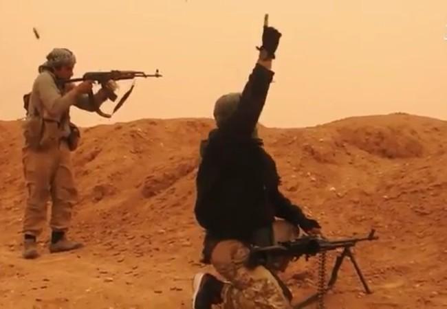 IS tấn công tuyến đường tiếp vận đến Aleppo