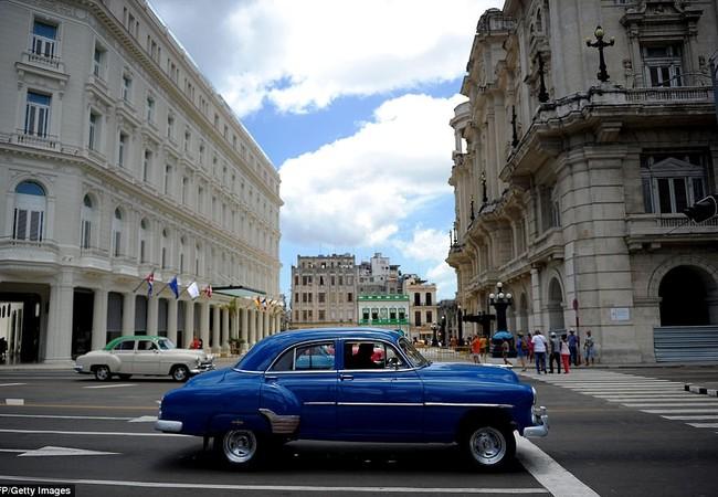 Thành phố La Habana bắt đầu thay đổi