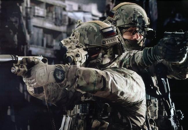 Lực lượng đặc nhiệm An ninh quốc gia Nga