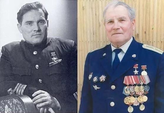 Phi công Mikhail Devyatayev, anh hùng Liên xô