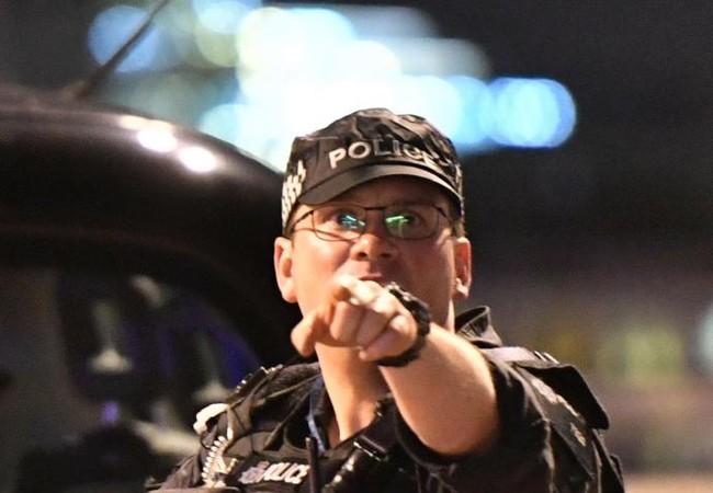 Cảnh sát chống khủng bố Anh trên đường phố London