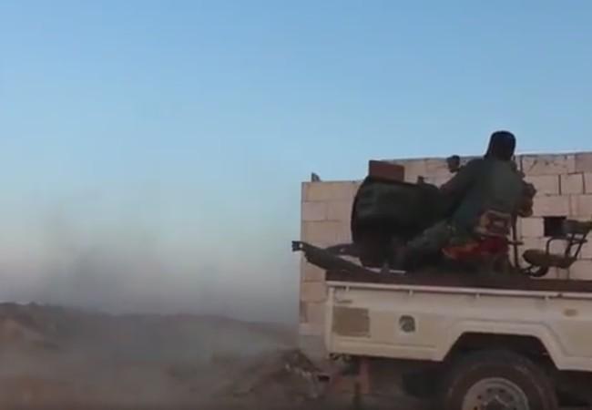 Các tay súng thánh chiến FSA tấn công người Kurd