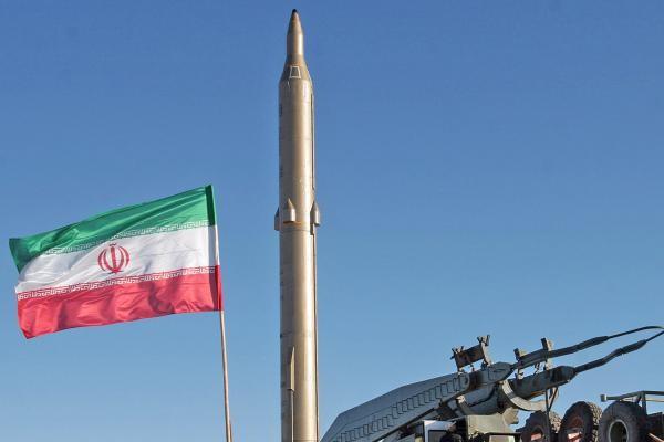 Tên lửa đạn đạo của Iran (ảnh minh họa)