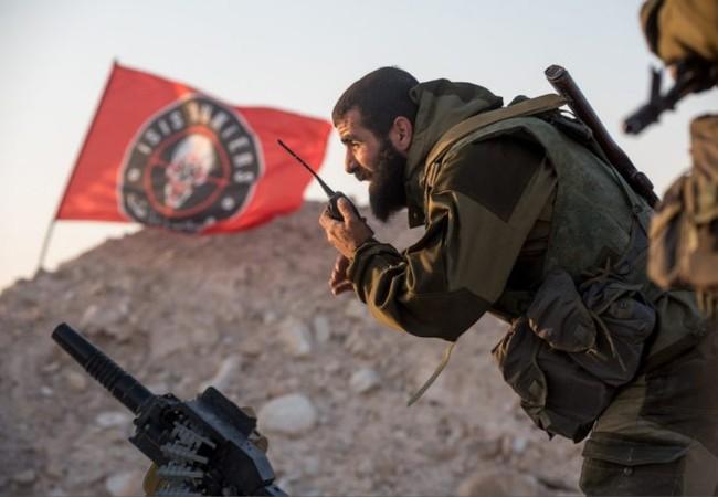 Lực lượng đặc nhiệm săn IS chiến đấu trên chiến trường Palmyra