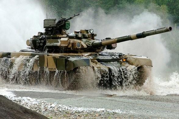 Xe tăng T-90S (ảnh minh họa)