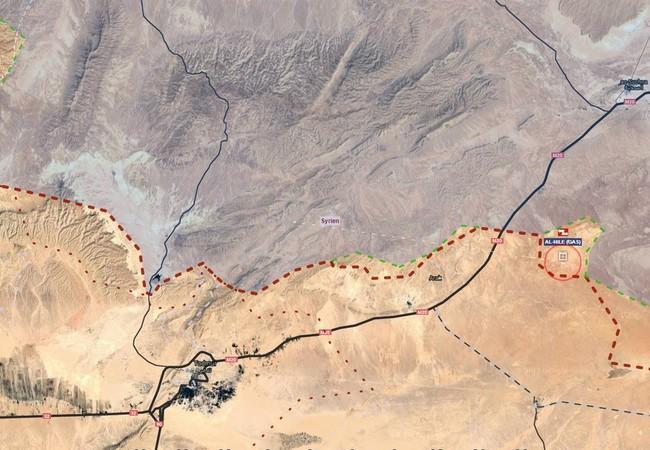 Quân đội Syria giải phóng mỏ khí gas Al-Hayl trên vùng sa mạc Palmyra