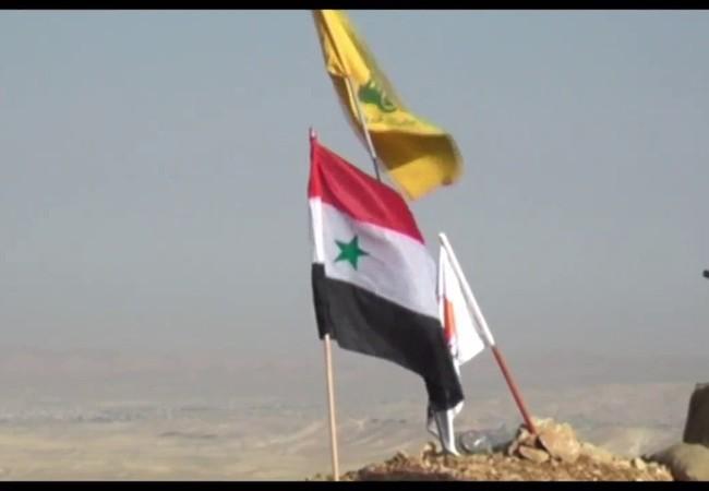 Lực lương vũ trang Syria, Hezbollah tấn công đánh chiếm một số cao điểm trên biên giới Lebanon - Syria