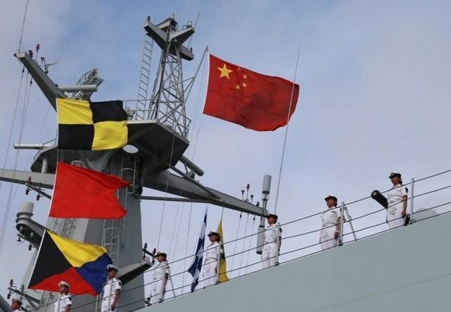Chiến hạm của Hải quân Trung Quốc cập cảng nước Cộng hòa Djibouti thuộc Đông Phi