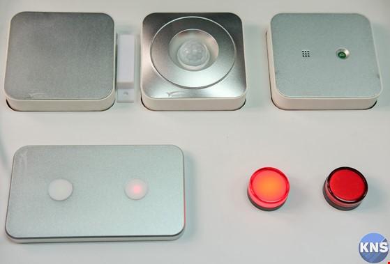 ản phẩm của Vsmarttek được thiết kế tại Việt Nam, sử dụng linh kiện nhập khẩu chất lượng. Ảnh: TIỂU MINH