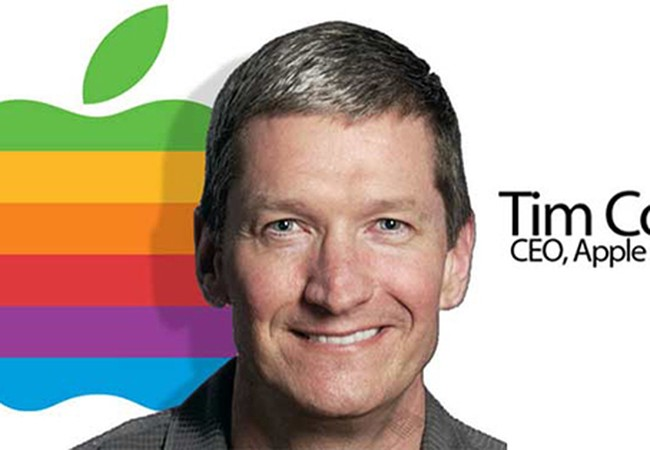 Tim Cook - CEO của Apple