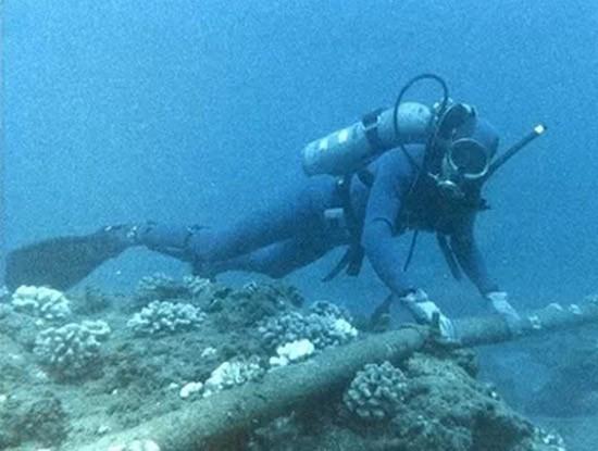 Sự cố đứt cáp biển khiến cho các thuê bao của Viettel kết nối Internet ra nước ngoài có thể bị chậm, chập chờn