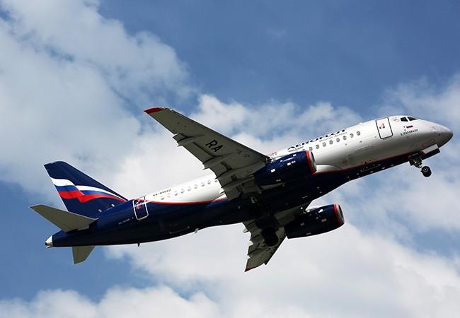 Máy bay của Aeroflot