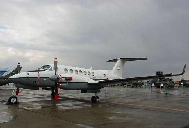 Máy bay trinh sát LR-2. (Nguồn: imgur.com)