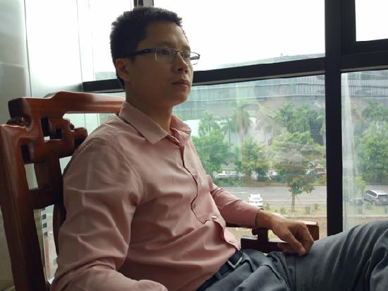 """Ông Nguyễn Đức Tài cho biết """"Ngôi nhà """"Chủ nói - Nhà nghe"""" chính thức ra mắt vào ngày 16/8/2017 tại khách sạn Daewoo"""""""
