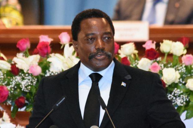 Tổng thống Joseph Kabila không chấp nhận từ chức khi nhiệm kỳ của ông hết hạn vào tháng 12 tới