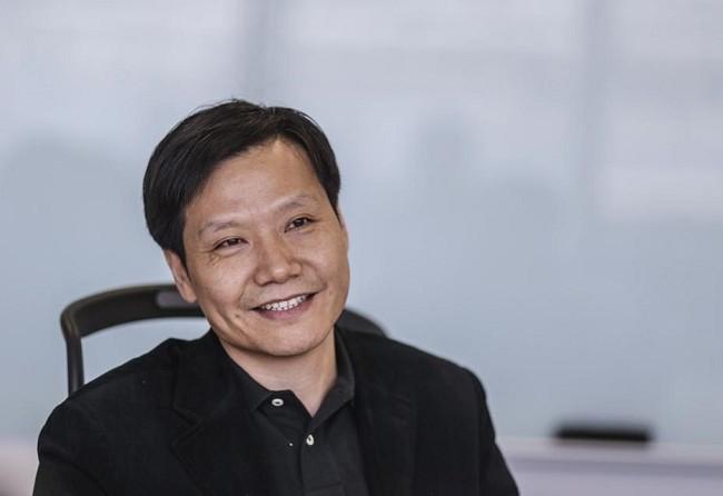 Tỷ phú Lei Jun, Chủ tịch và là Giám đốc điều hành của Tập đoàn Xiaomi (ảnh: Bloomberg)