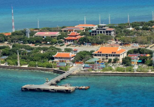 Đảo Trường Sa lớn ngày càng tươi đẹp hơn