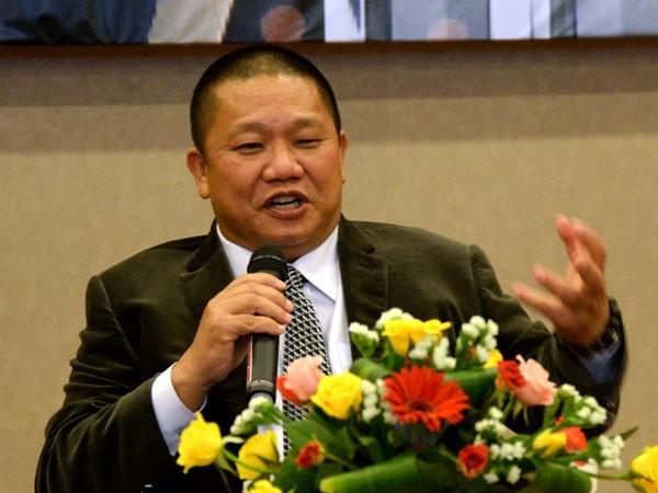 Ông Lê Phước Vũ