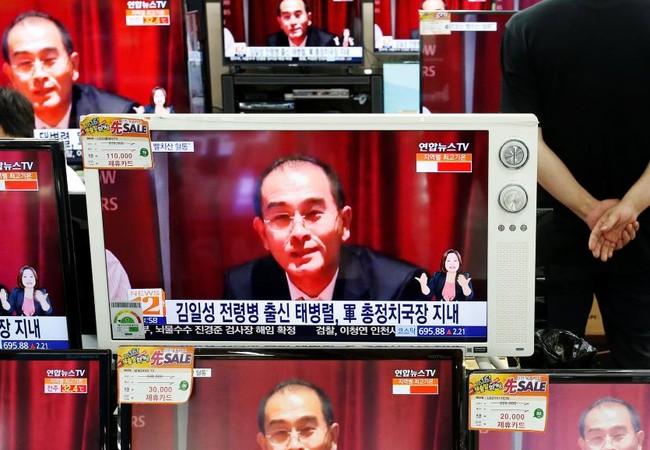 Truyền hình Hàn Quốc đưa tin một quan chức Triều Tiên đào tẩu