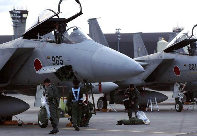 Không quân Nhật Bản (ảnh minh họa)