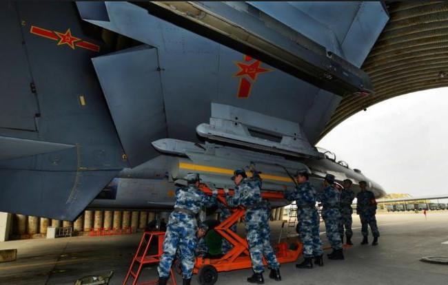 Máy bay chiến đấu Su-30 của Không quân Trung Quốc (ảnh minh họa).