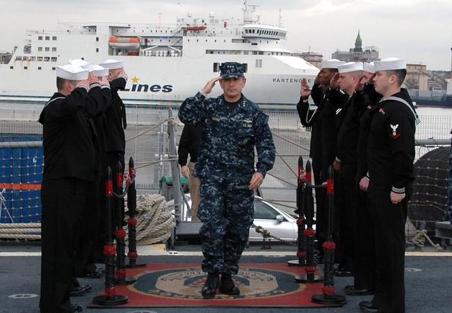 Đô đốc Harry B. Harris, Tư lệnh Bộ Tư lệnh Thái Bình Dương Mỹ (Ảnh tư liệu)