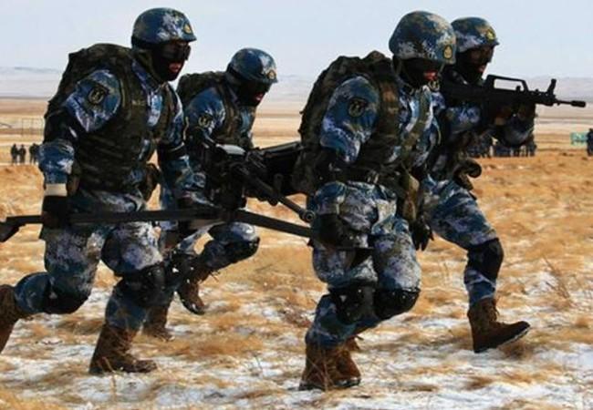 Lực lượng Hải quân đánh bộ Trung Quốc