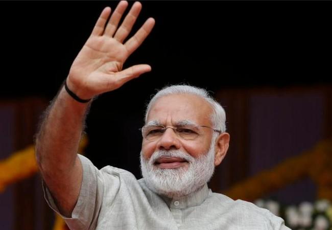 """Thủ tướng Ấn Độ Narendra Modi thực hiện chính sách """"cứng rắn"""" với Trung Quốc trong vấn đề biên giới. Ảnh: AP."""