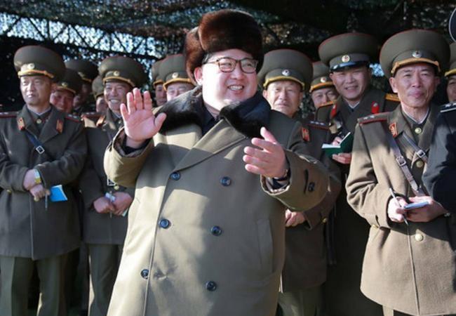 Nhà lãnh đạo Triều Tiên Kim Jong-un. Ảnh: ftchinese.