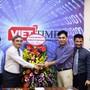 Chủ tịch Hội Truyền thông số VN chúc mừng VietTimes nhân ngày Báo chí Cách mạng