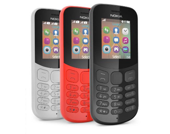 Nokia 130 phiên bản 2017
