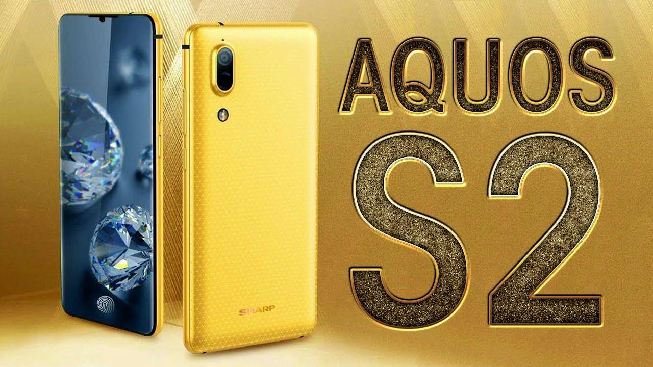 Aquos S2 (ảnh YouTube)