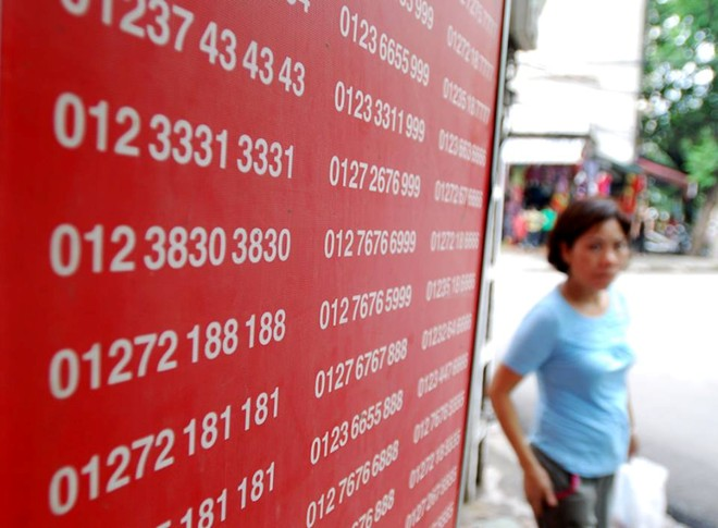 Bị phạt tới 40 triệu đồng nếu bán SIM kích hoạt sẵn