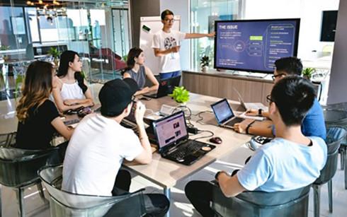 """Hơn 40% các nhà sáng lập startup Việt có bằng đại học """"nội"""""""