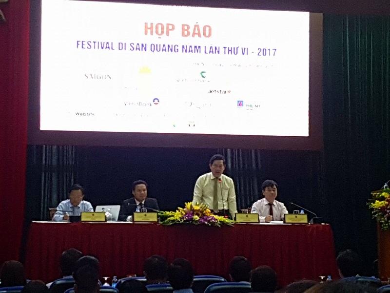 22 sự kiện tại Festival di sản Quảng Nam lần thứ IV-2017