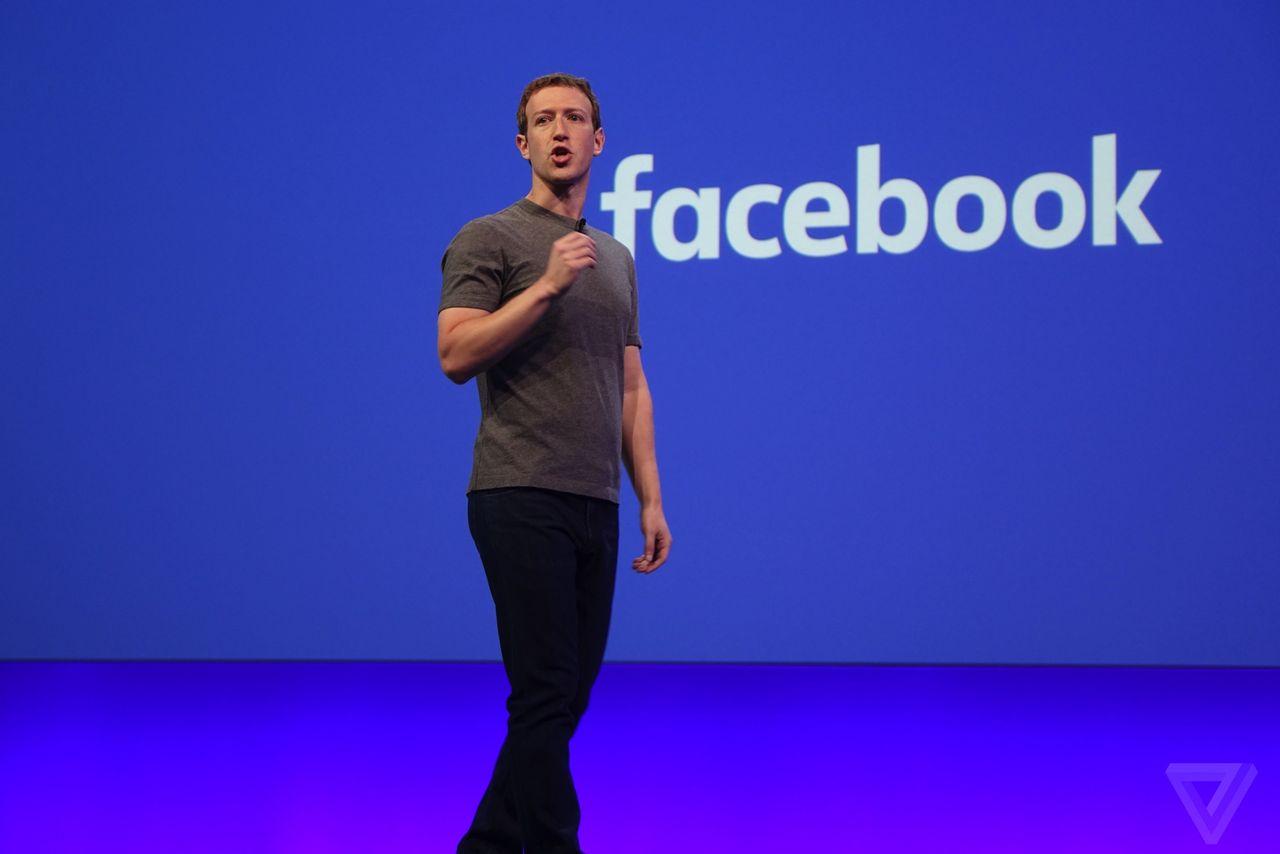 Hình ảnh ông chủ M.Zukerberg của Facebook đã trở nên quá quen thuộc