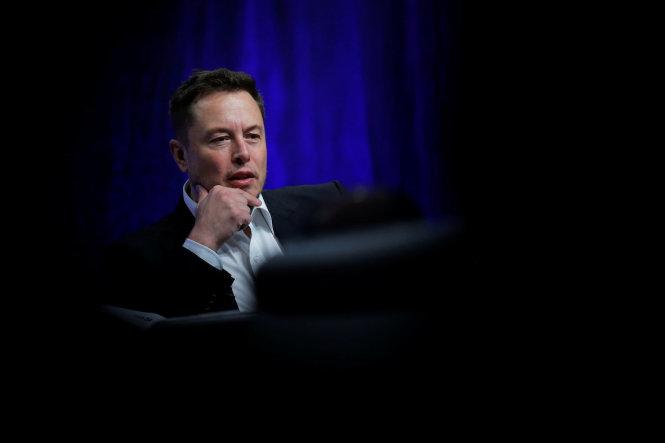 Tỉ phú Elon Musk - nhà sáng lập các công ty Tesla, SpaceX, Paypal