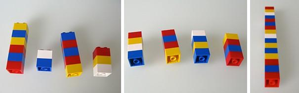 Một cô giáo dùng LEGO để dạy trẻ em học toán, cực dễ hiểu - ảnh 2