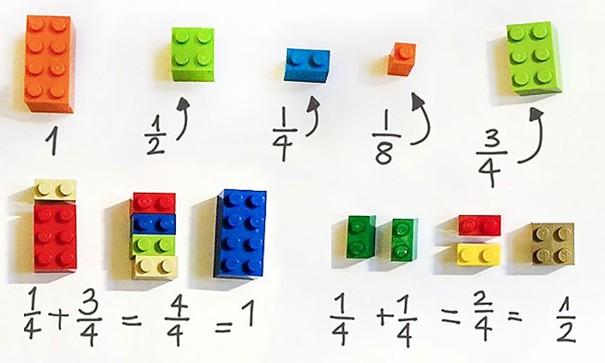 Một cô giáo dùng LEGO để dạy trẻ em học toán, cực dễ hiểu - ảnh 3