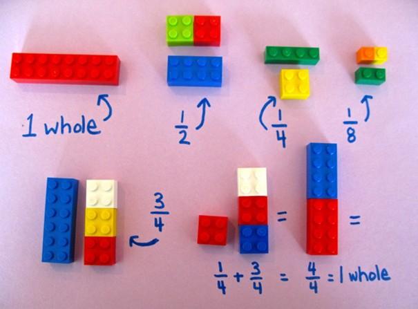 Một cô giáo dùng LEGO để dạy trẻ em học toán, cực dễ hiểu - ảnh 4