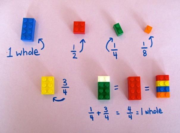 Một cô giáo dùng LEGO để dạy trẻ em học toán, cực dễ hiểu - ảnh 5