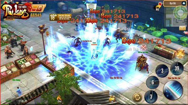 """Phi Long Tại Thiên – Game kiếm hiệp được """"đặt hàng riêng"""" cho game thủ Việt Nam sắp ra mắt"""