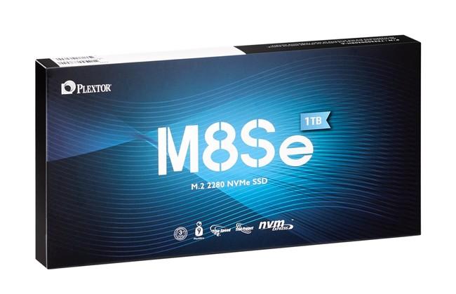 Plextor tung ra ổ SSD M8Se NVMe mới tích hợp tản nhiệt - ảnh 4