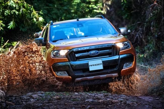 Ford giới thiệu Ranger phiên bản Wildtrak 2.2L AT 4x4 hoàn toàn mới - ảnh 1