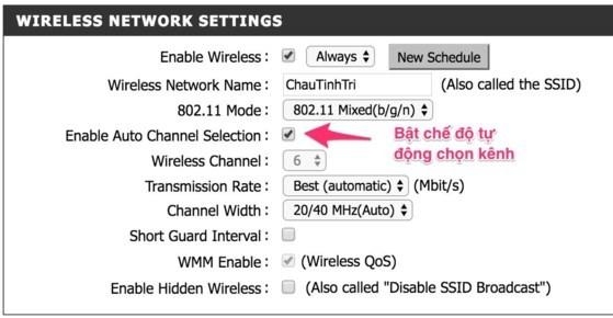 Những thủ thuật tăng tốc WiFi bạn không nên bỏ qua - ảnh 2
