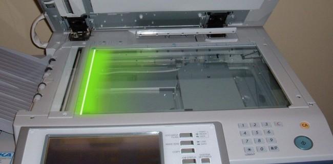 Máy photocopy hoạt động như thế nào? - ảnh 3
