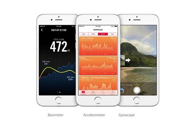 Tìm hiểu các cảm biến trên smartphone và cách chúng hoạt động - ảnh 6