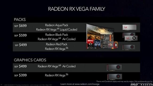 """AMD ra mắt dòng card đồ họa """"khủng"""" Radeon RX Vega - ảnh 3"""