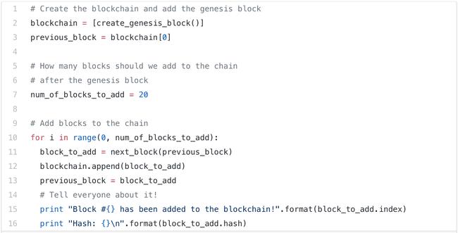 Cách xây dựng một blockchain quản lý tiền ảo trong chỉ 50 dòng code - ảnh 4